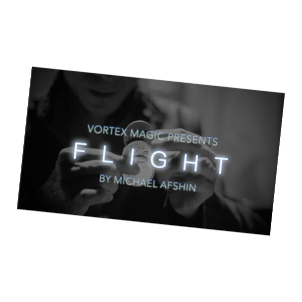 FLIGHT Coin Magic  by Michael Afshin & Vortex Magic
