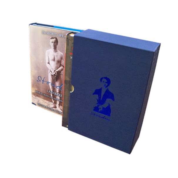 Houdini Laid Bare (2 volume boxed set signed and numbered) by William Kalush - Book