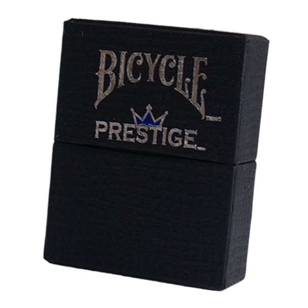 Cards Bicycle Blue Prestige Playing Card Deck by USPCC