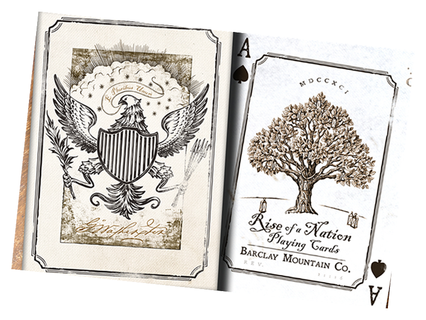 Rise of a Nation (Collector Edition) Playing Card Deck