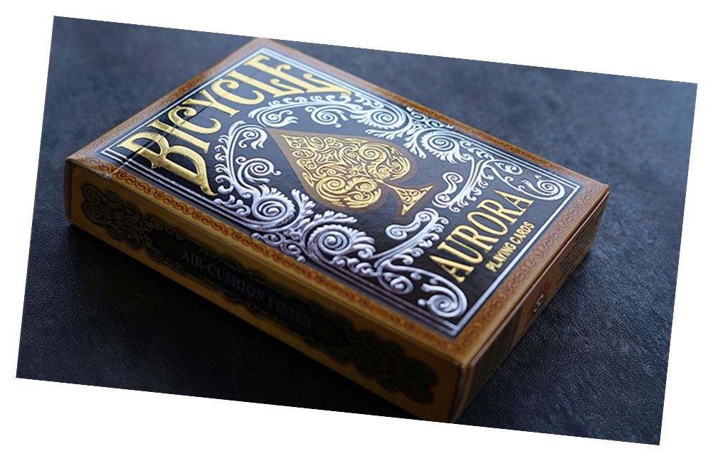 Bicycle Aurora Playing Card Deck by Collectable Playing Cards