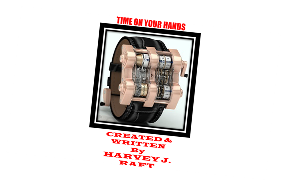 Time On Your Hands by Harvey Raft - Mentalism Magic Trick