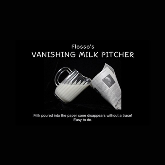 Flosso Vanishing Milk Pitcher