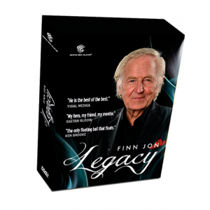 Legacy by Finn Jon and Luis de Matos - Magic Trick DVD Set