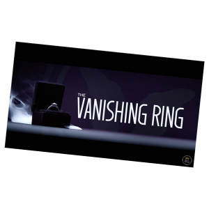 Black Vanishing Ring Box by SansMinds - Magic Trick - Their Ring Disappears