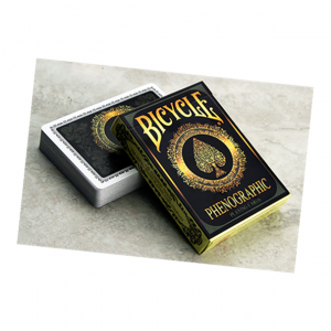 Bicycle Phenographic Playing Card Deck