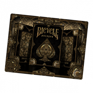 Bicycle Paragon Playing Cards by Shape Shfiters