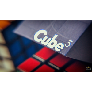 Cube 3 By Steven Brundage - AGT Rubik Cube Magic Trick