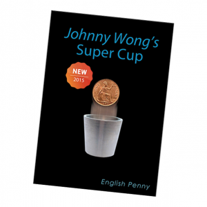 Super Cup (English Penny) by Johnny Wong - Trick
