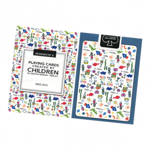 Playing Card Deck  Designed by 43nChildren - US Playing Card Co