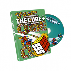 The Cube PLUS by Takamitsu Usui - Rubik Cube Magic Trick