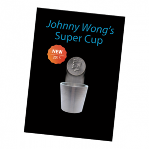 Super Cup ( Half Dollar) by Johnny Wong - Trick