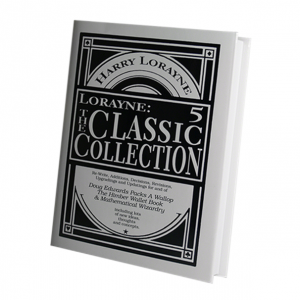 Lorayne: The Classic Collection Vol. 5 by Harry Lorayne - Card Magic Trick Book