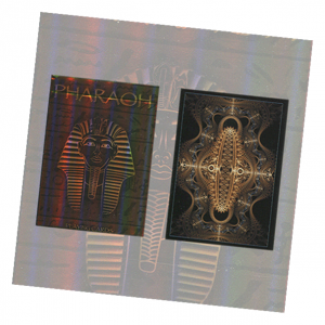 Pharaoh Limited Foil Edition Playing Card Deck By Collectable Playing Cards