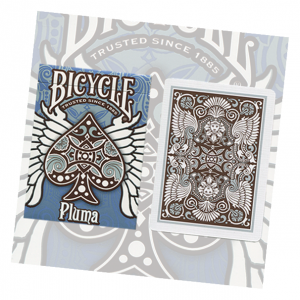 Bicycle Pluma Playing Card Deck by USPCC