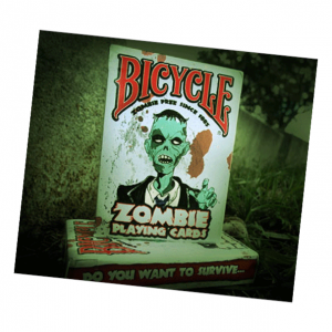 Bicycle Zombie Deck by USPCC