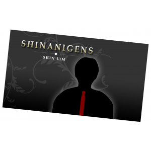 Shinanigens by Shin Lim (Two Disc Set) - DVD