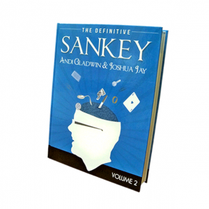 Definitive Sankey Volume 2 by Jay Sankey - Magic Trick Book