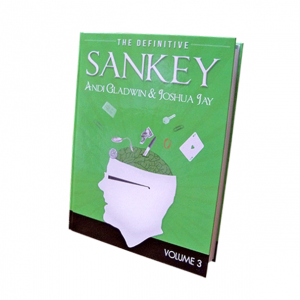 Definitive Sankey Volume 3 by Jay Sankey - Magic Trick Book