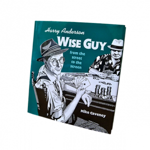 Wise Guy by Harry Anderson - Magic Trick Book - Night Court