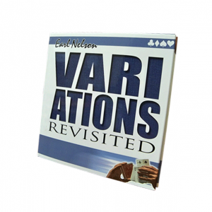 Variations Revisited by Earl Nelson - Card Magic Trick Book