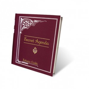 Secret Agenda by Roberto Giobbi and Hermetic Press - Magic Book