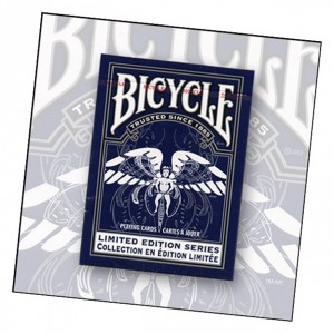 Bicycle Limited Edition Series #2 Playing Card Deck (Blue) by USPCC