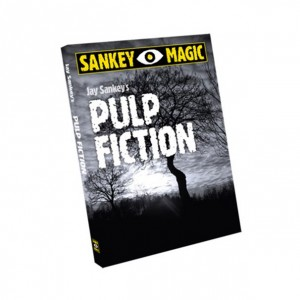 Pulp Fiction by Jay Sankey - Magic Trick  DVD  - SALE!