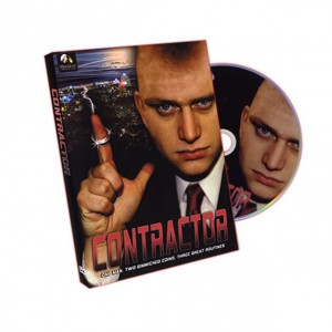 Contractor (DVD and Coins) by Russell Leeds - DVD