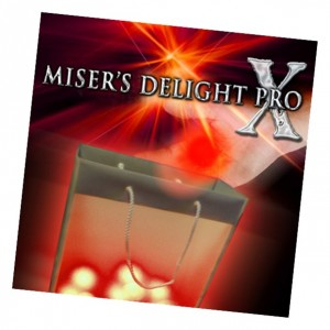 Misers Delight Pro X from Mark Mason - Magic Trick for D'Lite