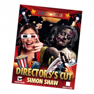 Director's Cut  by Simon Shaw  - Mind Reading Magic Trick