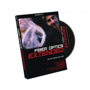 Fiber Optics Extended DVD by Richard Sanders - Insane Magic Trick with Rope