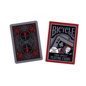 Bicycle Tragic Royalty Playing Card Deck USPCC