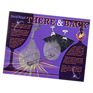 There & Back - David Regal - Borrowed Ring Transports - Astounding!