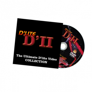D'Lite II - The Ultimate DLite Instructional Magic Trick DVD