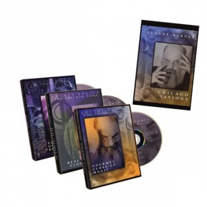 Chicago Visions/Tapes by Eugene Burger - DVD