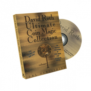 Roth Ultimate Coin Magic Collection- #1, DVD
