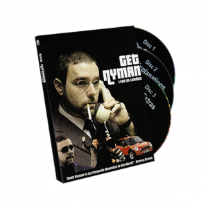 Get Nyman by Andy Nyman & Alakazam - Magic Trick DVD