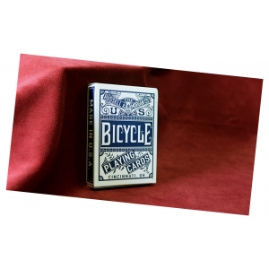 Bicycle Chainless Playing Card Deck (Blue) by US Playing Cards