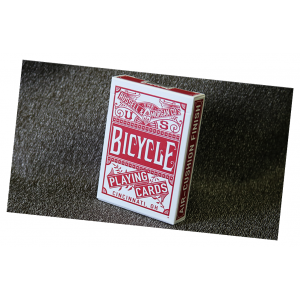 Bicycle Chainless Playing Card Deck (Red) by US Playing Cards