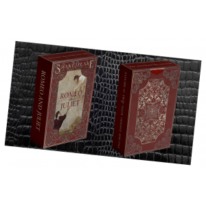 Montague vs Capulet Playing Card Deck by LUX Playing Cards