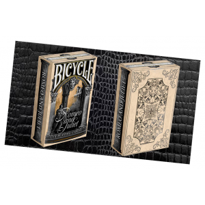 Bicycle Montague vs Capulet Playing Card Deck by LUX Playing Cards