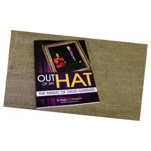 Out Of My Hat by David Garrard - Magic Trick Book