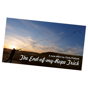 The End of My Rope by Chris Philpott (100th Monkey) Magic Trick