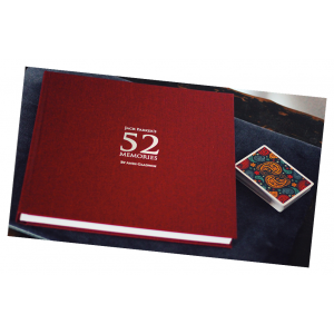 52 Memories (Retrospective Edition) by Andi Gladwin and Jack Parker - Magic Book