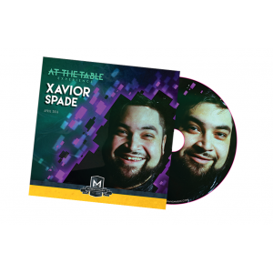 At the Table Live Lecture Xavior Spade - Magic Trick DVD