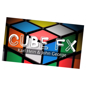 Cube FX by Karl Hein & John George - Magic Tricks with the Rubic Cube