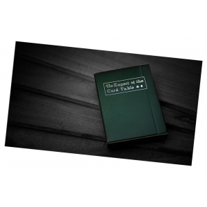 Green Luxury Expert at the Card Table Playing Cards (Limited edition)