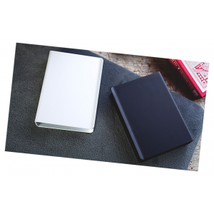 Classic Playing Card Deck Clip in Black by Dan and Dave