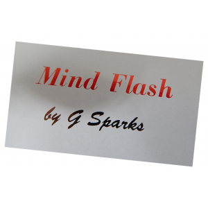 MIND FLASH by G Sparks - Trick